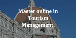 Master online in Tourism Management a Grosseto.